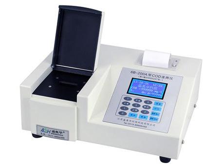 水质COD氨氮快速测定仪